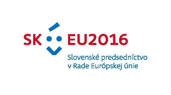 Logo slovenského predsedníctva v Rade EÚ. Foto: Ministerstvo zahraničných vzťahov a európskych záležitostí