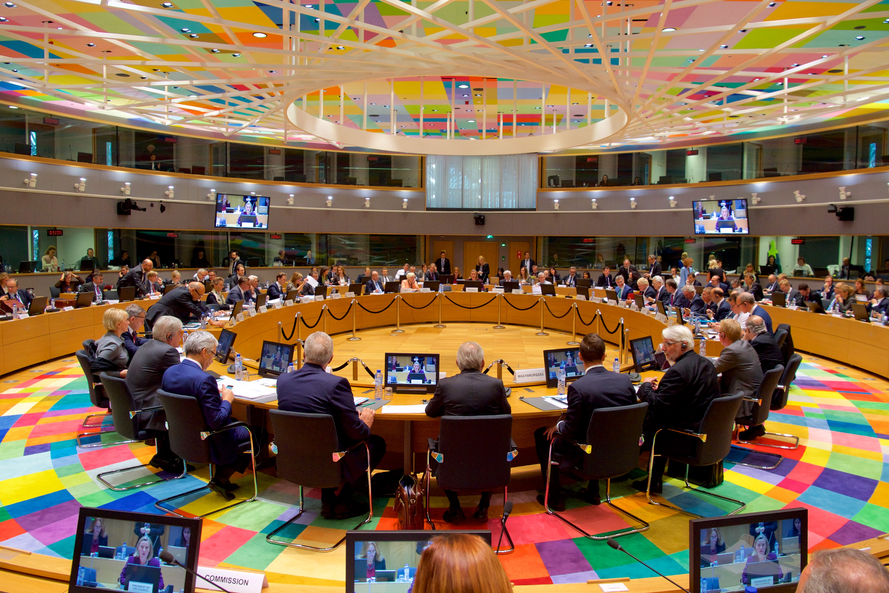 EU's Foreign Affairs Council (FAC) discusses issues of strategic