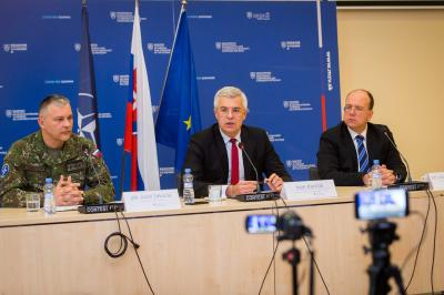 State Secretary Korčok: We have been more intensively providing information with positions on the EU and NATO