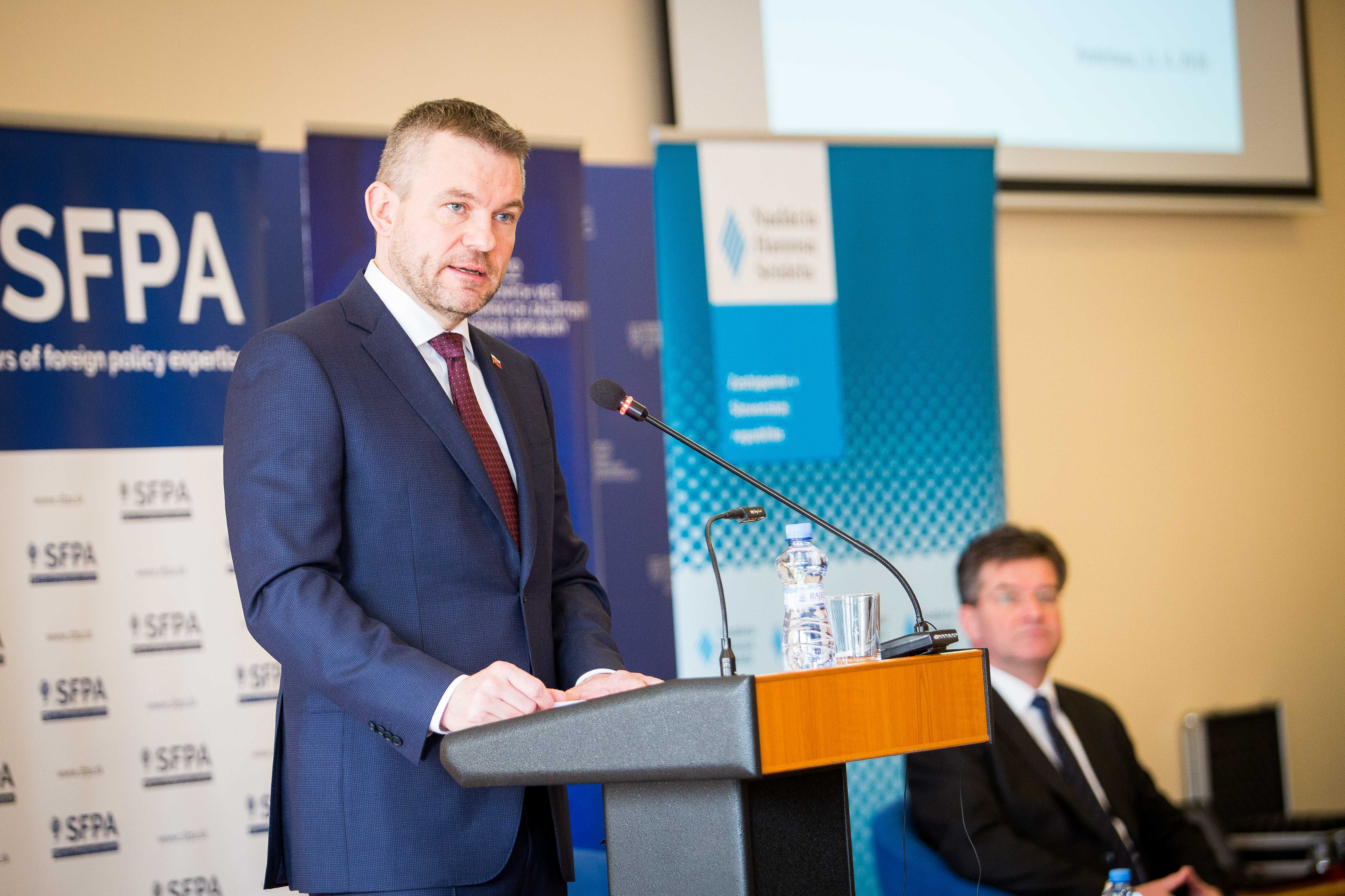 Annual Review Conference on Slovak Foreign Policy for 2017 takes