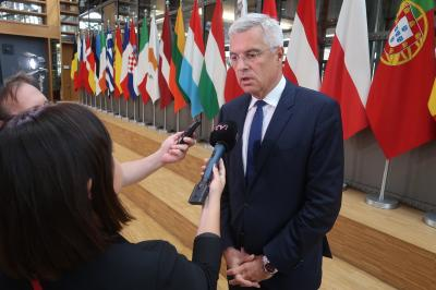 "Ivan Korčok in Brussels: ""The Eastern Partnership has results, it is time to begin thinking beyond 2020 and determine what is next for these countries"""