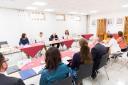 f78a99d74 V priestoroch salónika Diplomat Ministerstva zahraničných vecí a európskych  záležitostí SR sa 11. septembra 2018 konalo zasadnutie Medzirezortnej  pracovnej ...