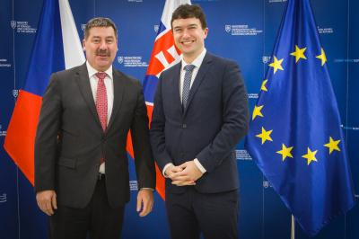 State Secretary Ružička Discusses Regional Cooperation and Current