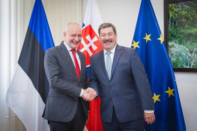 State Secretary of the Slovak Ministry of Foreign and European