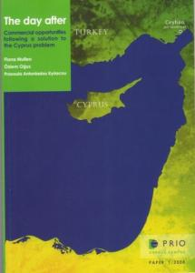The bi-communal presentation of the study THE DAY AFTER - by Greek-Cypriot and Turkish-Cypriot authors (28th May 2008 at the Ledra Palace hotel)