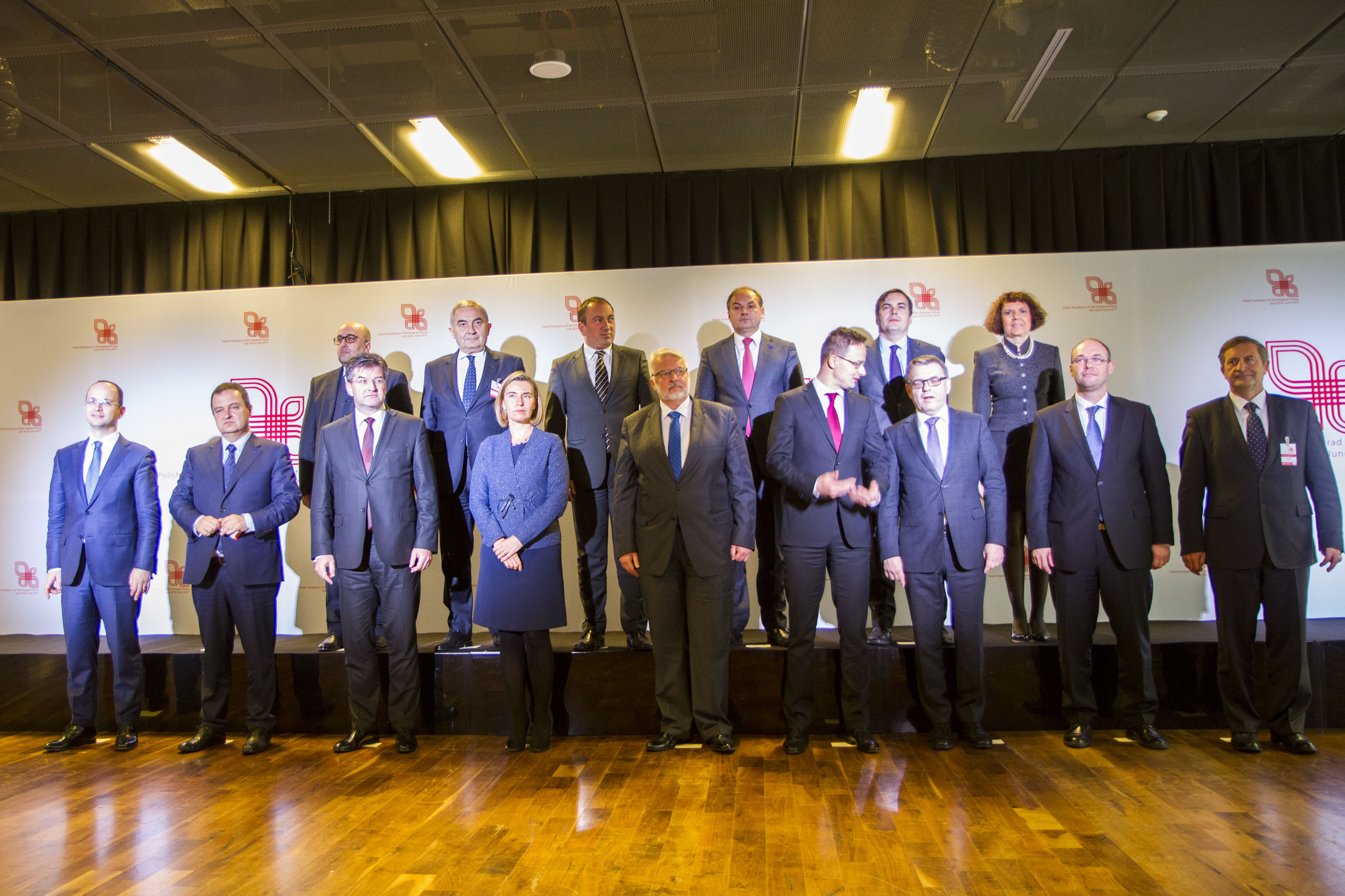 Minister Lajčák attended the V4 ministerial meeting with partners from the Western Balkans countries in Warsaw
