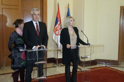 "Korčok: ""It is necessary to explain better and more to Serbian citizens about the benefits of EU membership and its concrete tangible results"