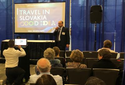Travel and Vacation Show 2019 v Ottawe b