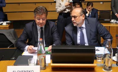 Lajčák Backs the Earliest Possible Opening of Accession Negotiations with North Macedonia and Albania at GAC